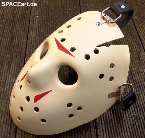 Freitag der 13. (Teil 8): Jason Voorhees Maske #horror #f13