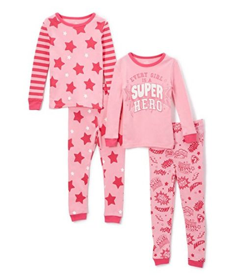 9ce59ce1b0 Candlesticks Girls  4-Piece Snug Fit Pajama Set  fashion  clothing  shoes   accessories  babytoddlerclothing  girlsclothingnewborn5t (ebay link)