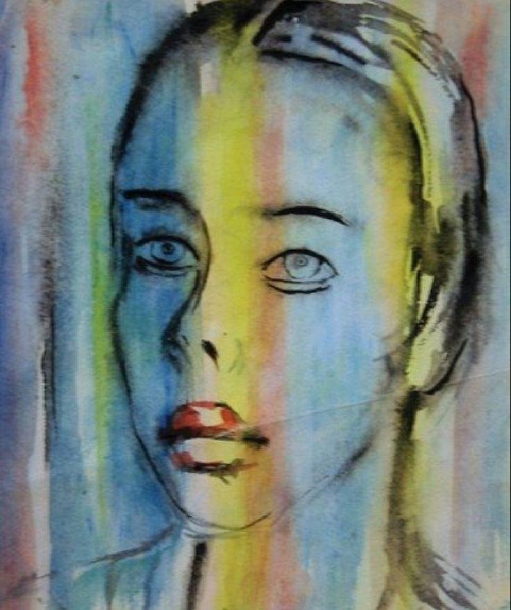 Gerard Sekoto - Portrait of wife