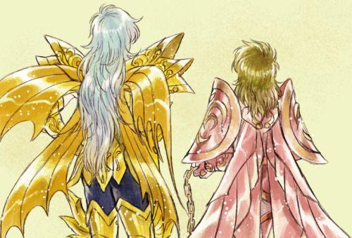 Pisces Aphrodite and Andromeda Shun