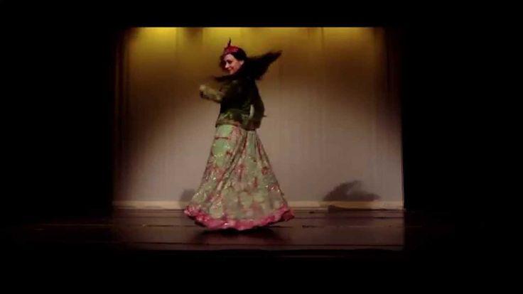 Persian classical dance Renge Afshari Helia Bandeh رقص ایرانی هلیا بنده ...
