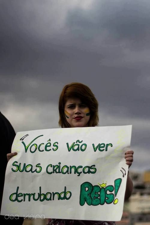 #oGiganteAcordou
