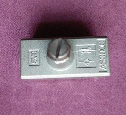 $22.37 (Buy here: https://alitems.com/g/1e8d114494ebda23ff8b16525dc3e8/?i=5&ulp=https%3A%2F%2Fwww.aliexpress.com%2Fitem%2FAS3000-03-new-original-authentic-stock-SMC-control-valve%2F32495591955.html ) // AS3000-03 new original authentic stock SMC control valve for just $22.37
