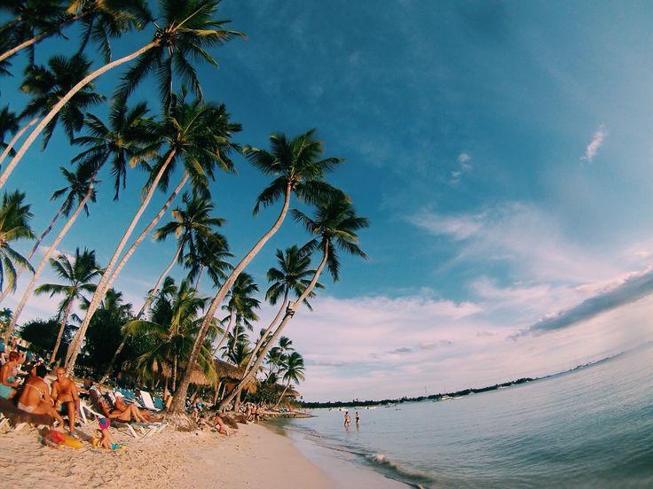 Bayahibe, Dominican Republic Caribean. VSCO cam