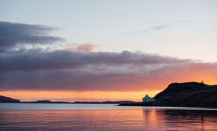 Les #Bestjobers sur l'île de #Skye en #Ecosse.