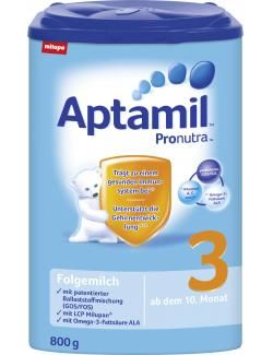 myTime Angebote Milupa Aptamil 3 Folgemilch: Category: Baby > Babynahrung > Milchnahrung Item number: 4502130737 Price:…%#lebensmittel%