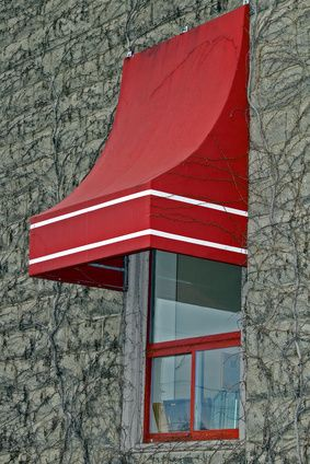How to make an inside cafe awning | eHow UK