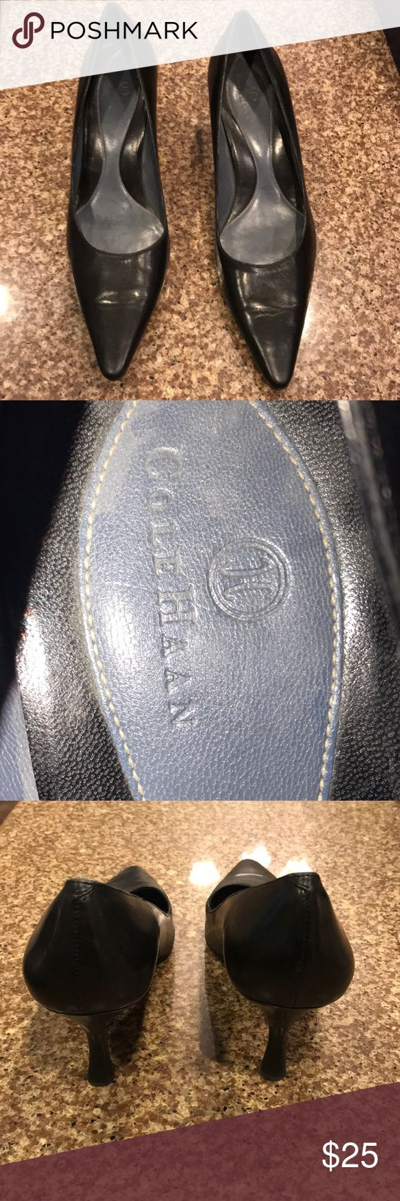 """COLE HAAN Black pumps 2""""Heel Sz10. Great Condition 🌹 COLE HAAN Black pumps 2""""Heel Sz10. Great Condition 🌹 Cole Haan Shoes Heels"""