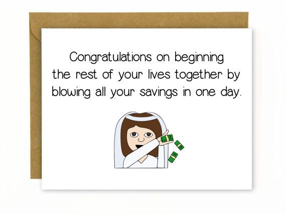 Wedding Gift Cards Online: 25+ Best Ideas About Funny Wedding Gifts On Pinterest