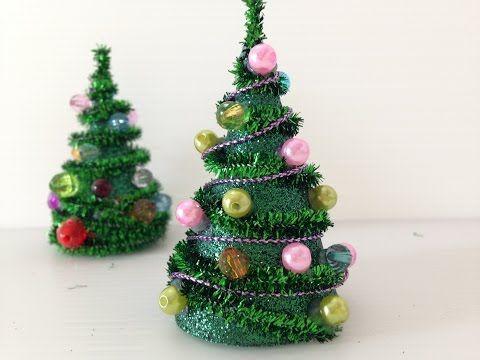 モールで簡単クリスマスツリー&リースの作り方 – Handful[ハンドフル]