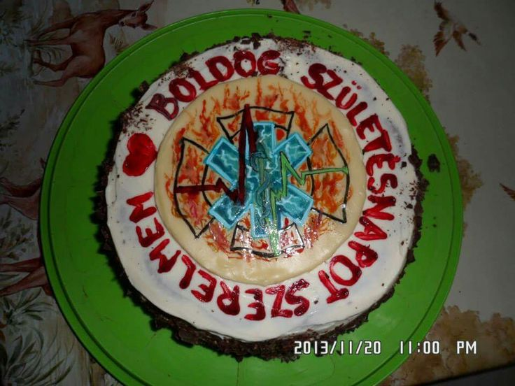 Életmentős torta