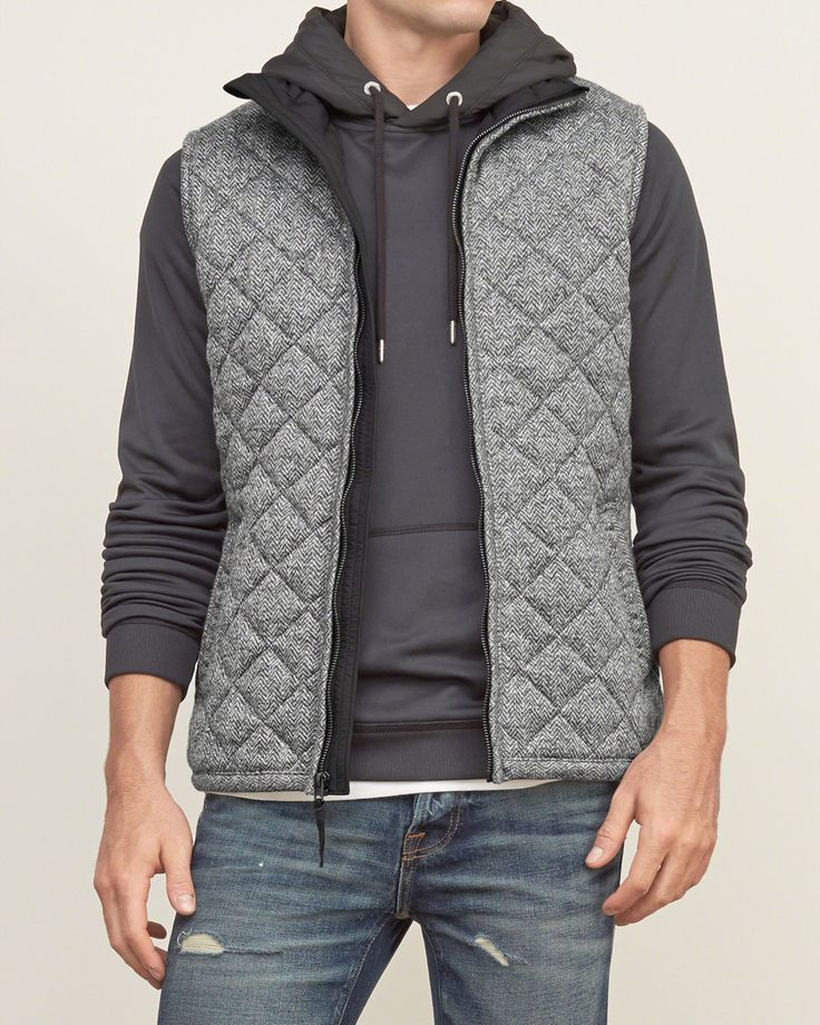 Best 25+ Quilted vest mens ideas on Pinterest | Women's vests ... : quilted vests for men - Adamdwight.com
