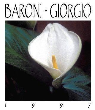 BARONI GIORGIO - CALLA