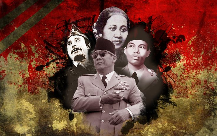 That's why, 10 November is celebrated annually as Heroes' Day (Hari Pahlawan).