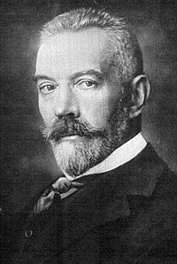 Theobald Theodor Friedrich Alfred von Bethmann Hollweg (29 November 1856 – 1 January 1921) was a German politician and statesman who served as Chancellor of the German Empire from 1909 to 1917.