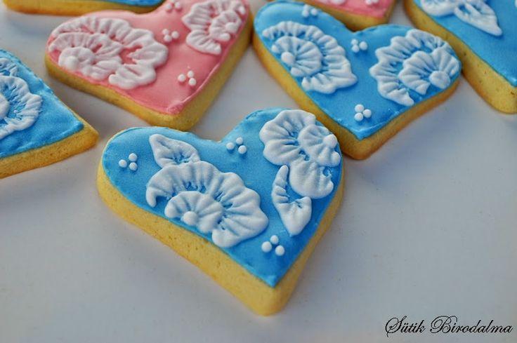 SÜTIK BIRODALMA: Vaníliás keksz / Vanilla cookies