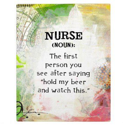 The 25 best nurse definition ideas on pinterest patient humor definition of a nurse plaque nursing nurse nurses medical diy cyo personalize gift idea stopboris Images