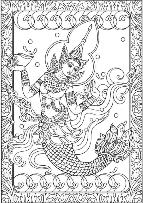 Coloring Books On : Colouring pages