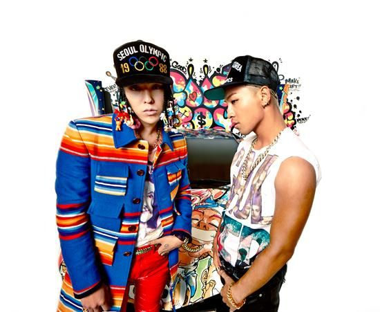 GD + Taeyang 'GOOD BOY'