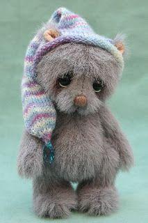 Pipkins Bears artist bears UK