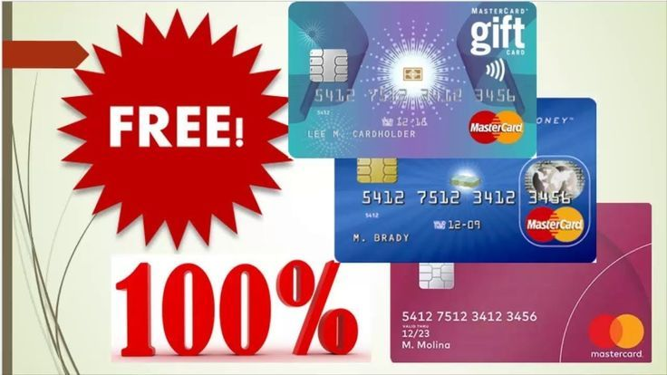 Free Mastercard Gift Cards in 6 Mastercard gift card, Paypal