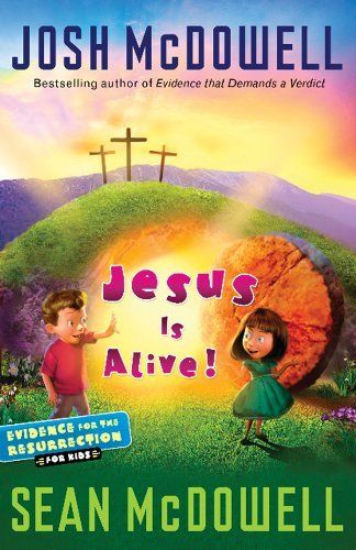 Jesus Is Alive!: Evidence for the Resurrection for Kids by Josh McDowell. $5.04. Publisher: Regal (August 29, 2011). Author: Josh McDowell. 131 pages