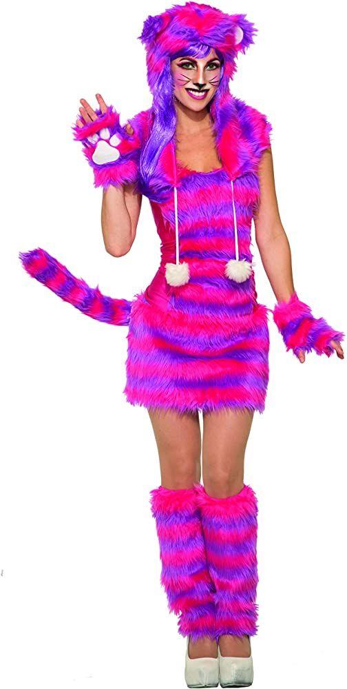 Amazon.com: Forum Womens Cheshire Cat Deluxe Costume with