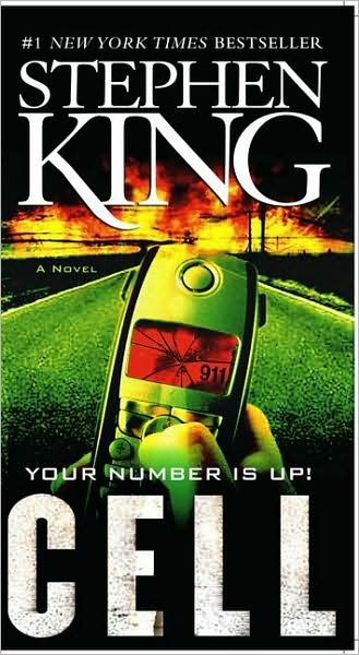 Cell - Stephen King.Worth Reading, Book Worth, Cell Phones, The Brain, Novels, Mobiles Phones, Zombies, Stephen King Books, Stephen Kings