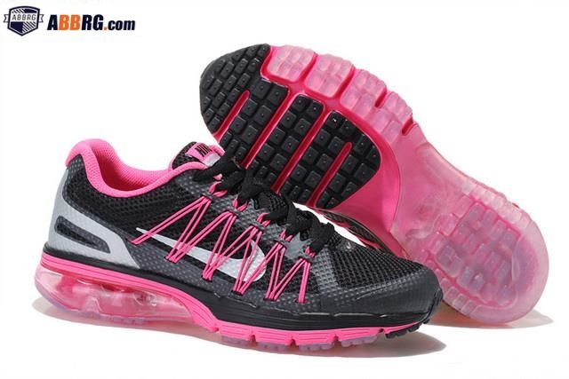 New Air Max 2020 Semi-palm Cushion Womans Sneakers Black Pink