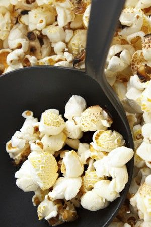 Coconut Oil Popcorn