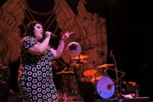 Gossip at the Phoenix, September 2012