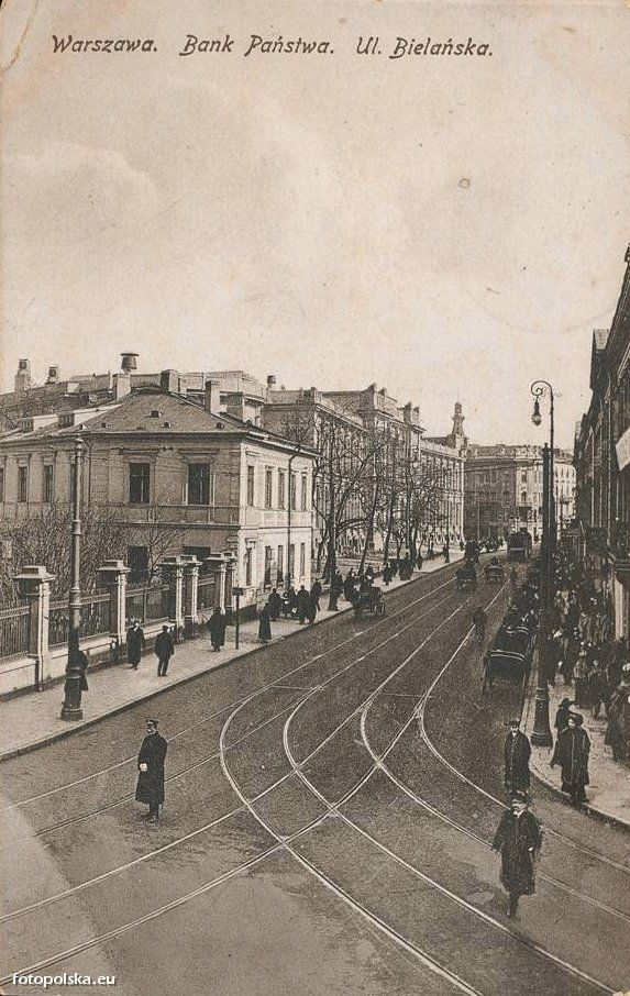 Pre-war Warsaw! (Pre-war images only, 5 image limit per post) - Página 2 - SkyscraperCity