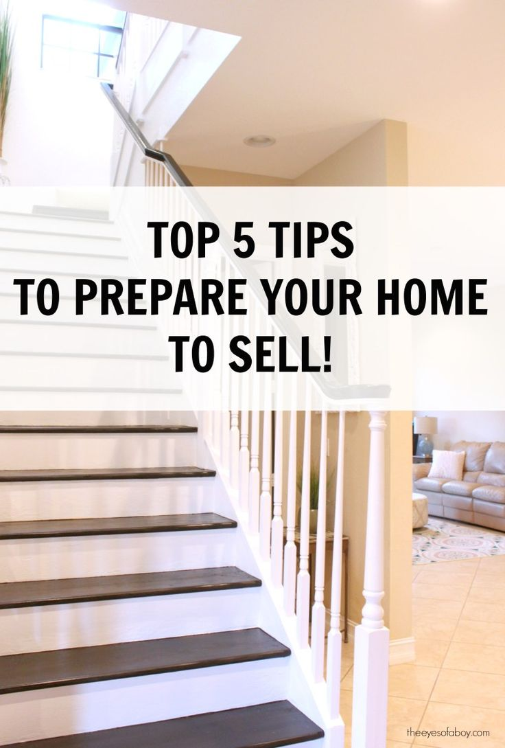 Top 5 Tips To Prepare Sell Your House FAST