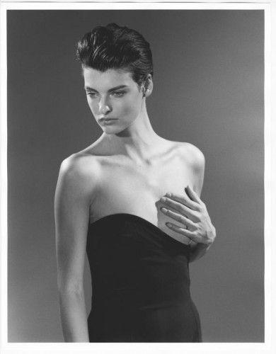 Bruce Weber Tatjana Patitz Vogue