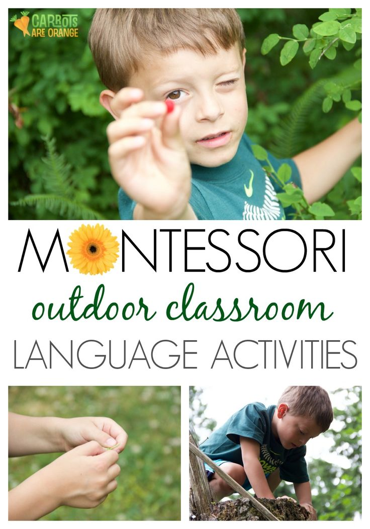 Children learn best through play - I hope to use these activities to teach my future students parts of the English language while they play outside.