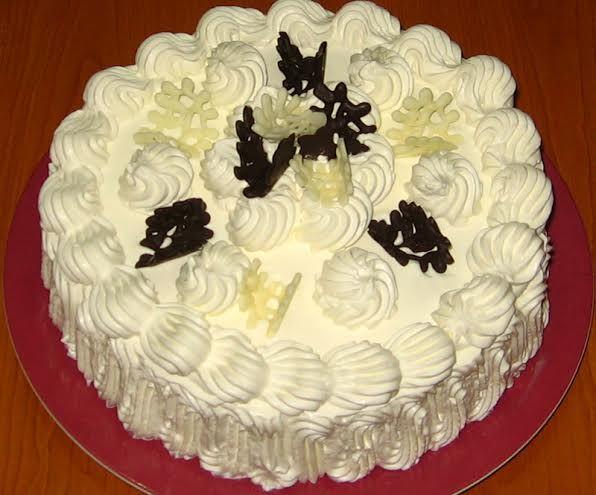 Oroszkrém-torta recept