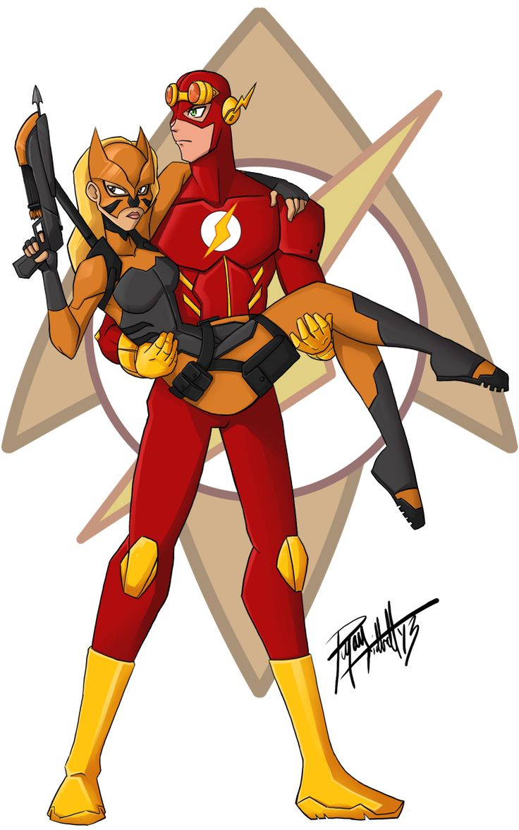 Justice  Justice Wally  Young Justice Spitfire  Kid Flash And ArtemisYoung Justice Kid Flash And Artemis