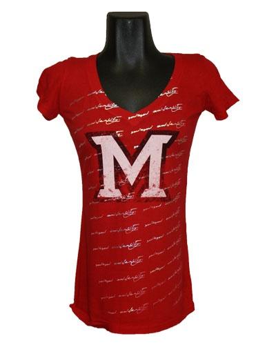 My U M Miami University Red 12140015