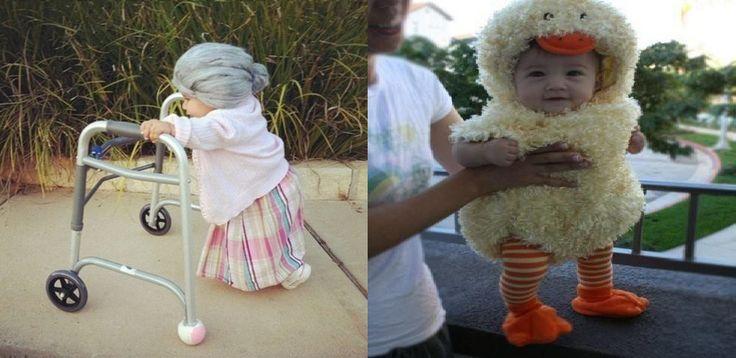 Ga Jij Verkleed Met Halloween Dit Jaar? Jouw Baby Ook? Bekijk Dan De Leukste Baby Halloween Outfits!