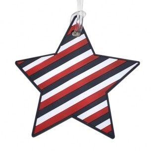 Bobble Art - Baggage Tag - Star