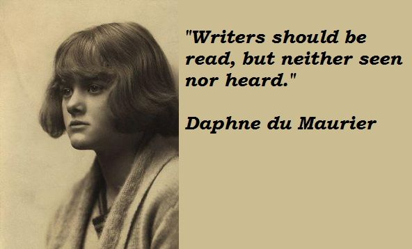 Welcome to the Daphne du Maurier website