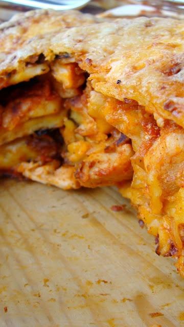Magyaros lasagne
