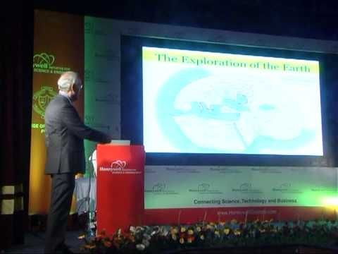 2 Prof. David Gross's ( Nobel Laureate,Physics, 2004) lecture held at COEP on 10th April'13.Part-2