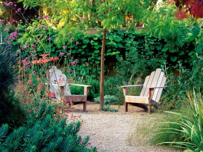 Best 25 chaise jardin ideas on pinterest chaise for Peindre une chaise