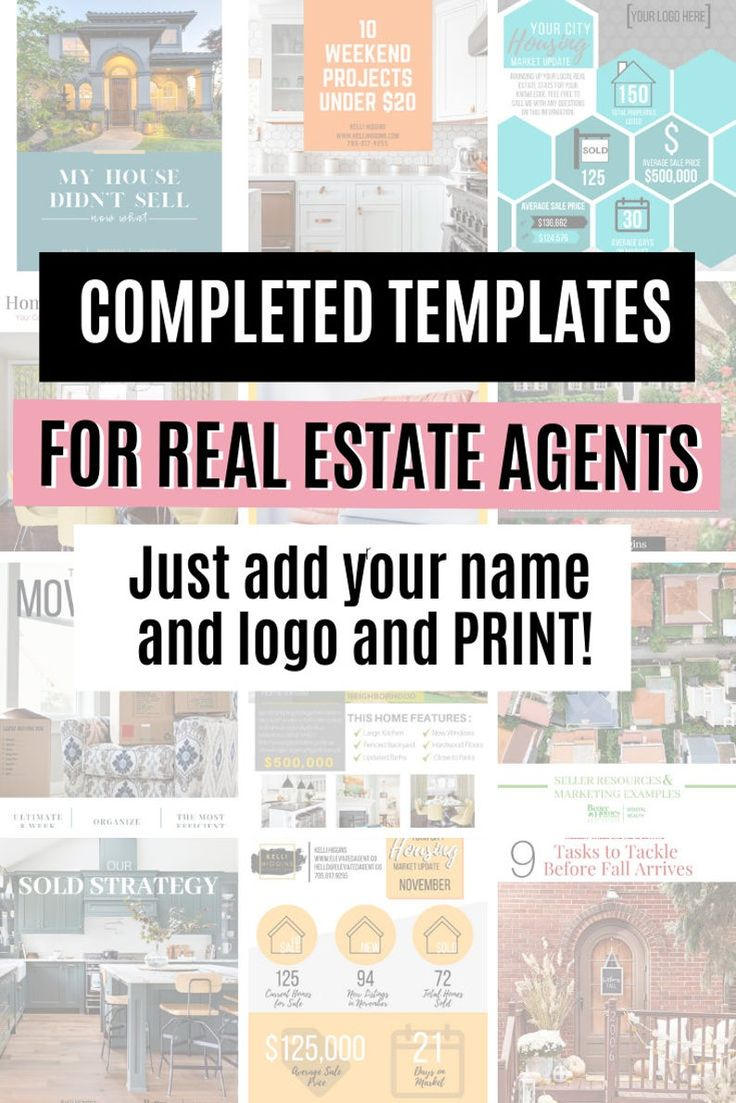 Expired guide expired listing handout real estate etsy