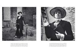 """Бруклин-Стиляги"" за Стивен Майзель - для-Vogue-Italia-октябрь-2013-1"