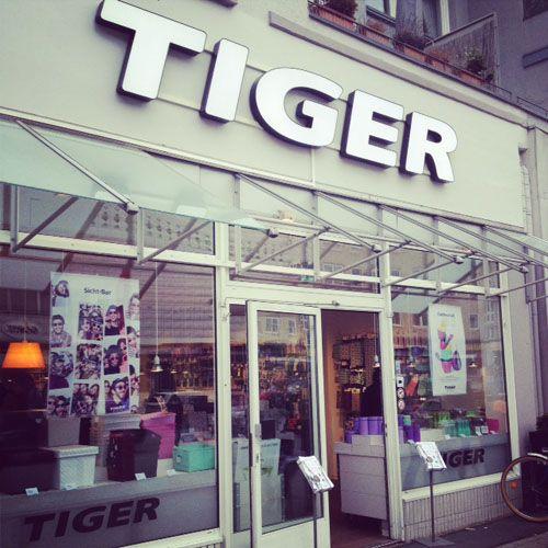Tiger Store Hamburg Eimsbüttel