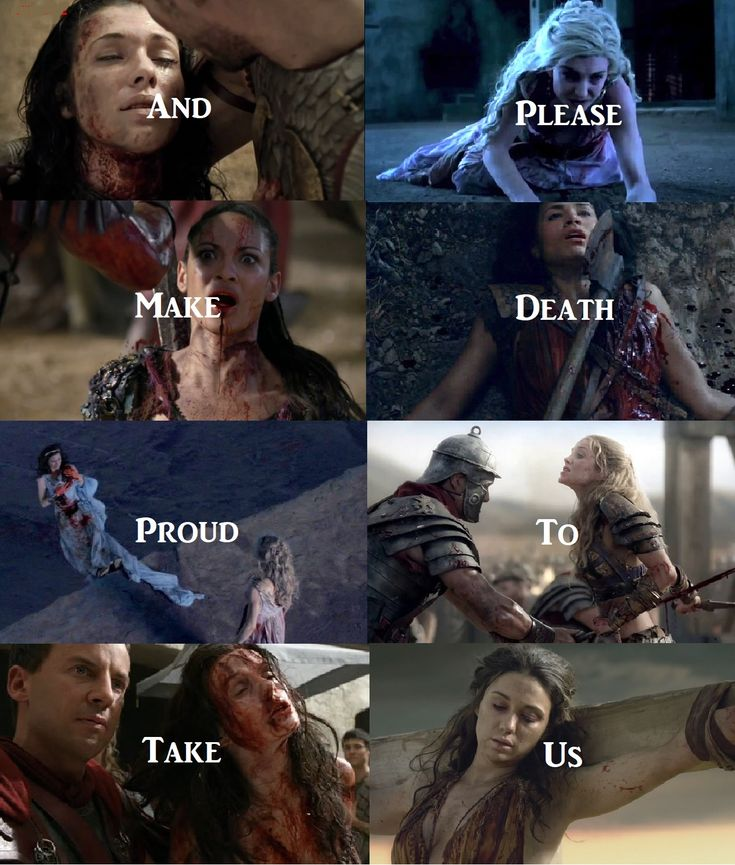 And please make death proud to take us - #Spartacus #Sura #Ilithyia #Naevia #Mira #Lucretia #Saxa #Aurelia #Kore #SpartacusWomen #WomenofSpartacus #starz #feminine_aesthetic #warriors #warrior_women