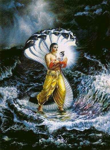krishna escapes