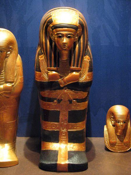 Tesoro de Tutankhamon
